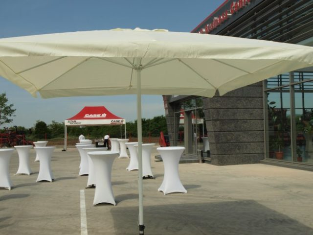 Градински чадър Square  3 х 3 м.