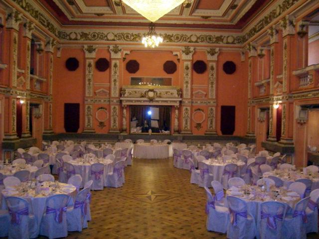 Сватба в ЦДНА, 200 гости