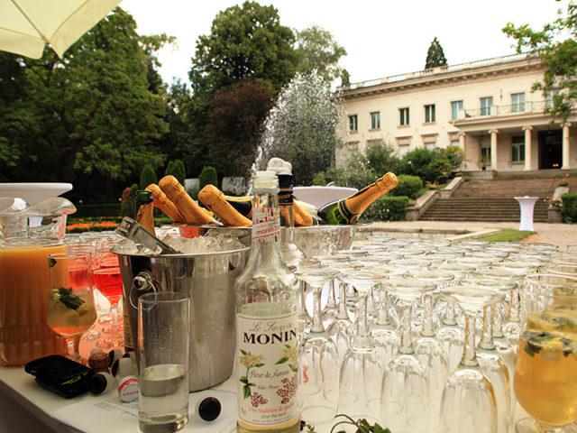 Сватба в резиденция Лозенец 180 гости