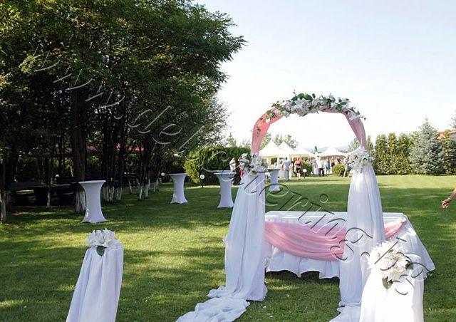 Сватба в комплекс Черна котка