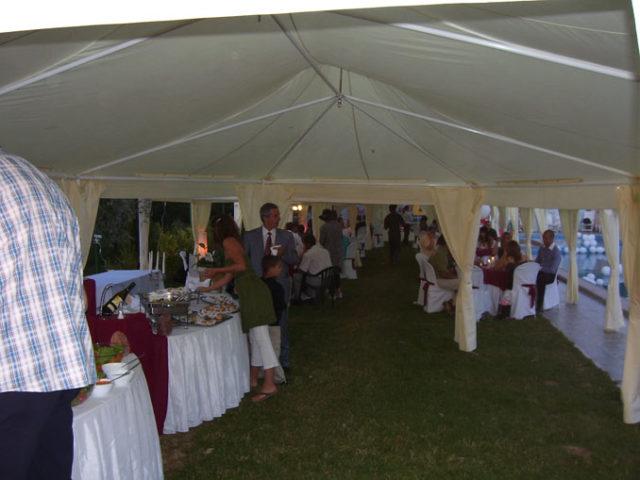 Басейн Чери – 120 гости