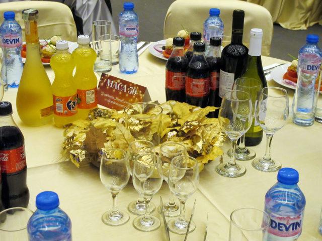 Коледно парти на ОББ в НДК