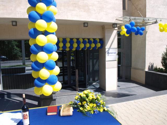 Еврофутбол Откриване на нова офис сграда – София