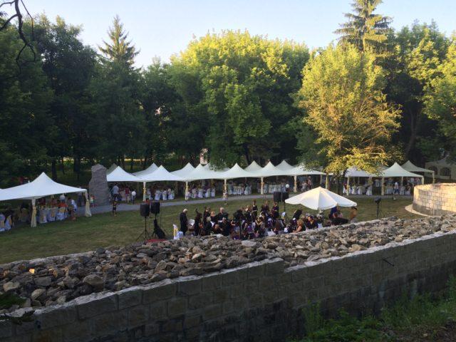 Градинско парти в резерват Арбитус гр. Разград
