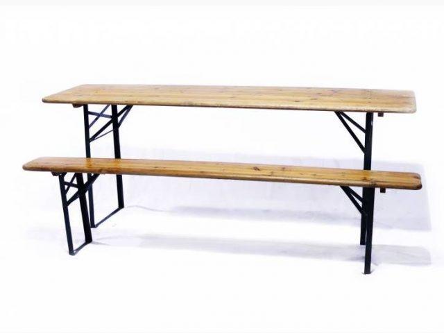 """""""Бирфест"""" отделни компоненти : маса; пейка"""
