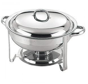 Бен мари Кръгло / супа / с подвижен отделен капак – Standart