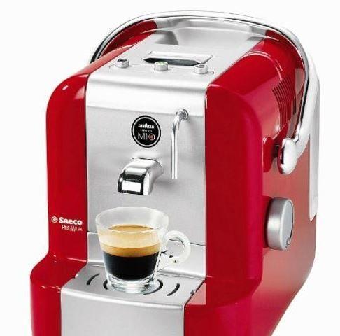 Кафе машина за капсули Lavazza Mio