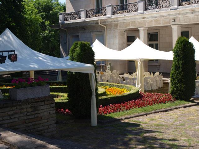 Сватба в резиденция Лозенец