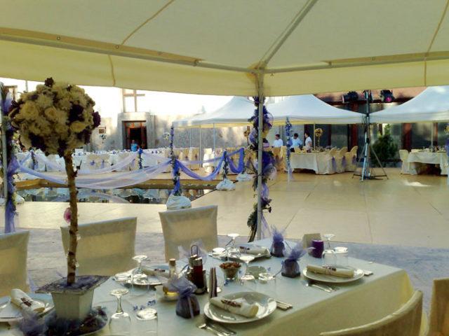 Сватба в гр. Хасково, 200 гости