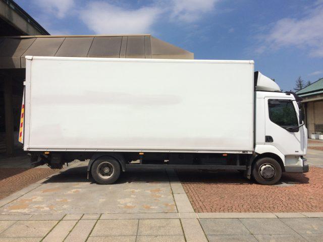 Камион  6 х 2.40 м.; 3,5т. с падащ борд