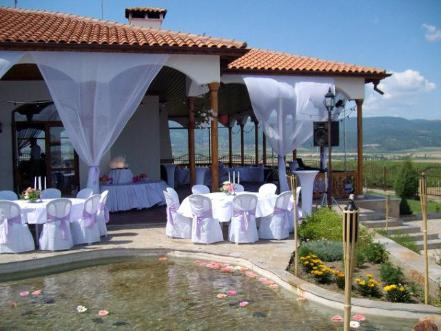 Шато Windy Hills, 100 гости