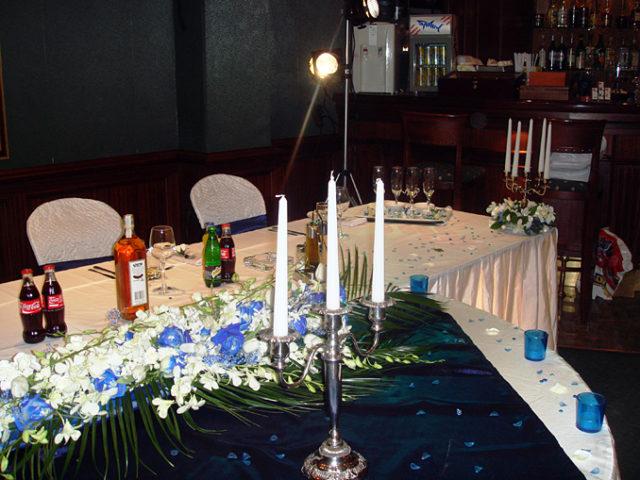 Wasabi Lounge, 70 гости