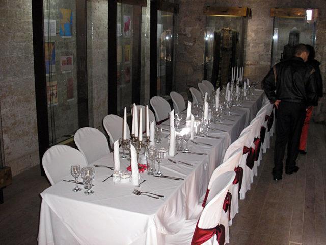 Сватба в крепостта Баба Вида