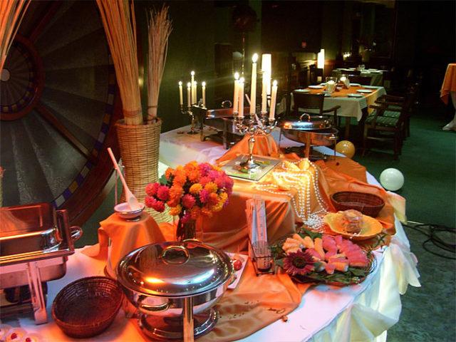 Сватба в р-т Wasabi Lounge – 120 гости