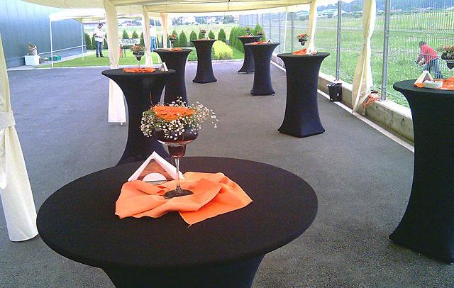Откриване на логистичен център К&К Маркетинг, 150 гости