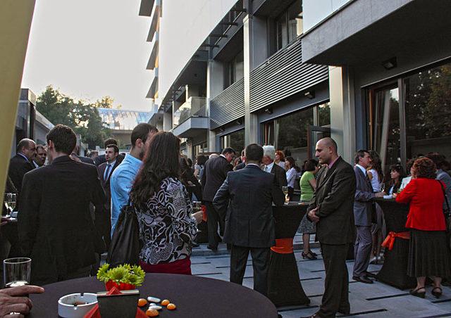 Откриване сграда на ПОК Доверие 250 гости