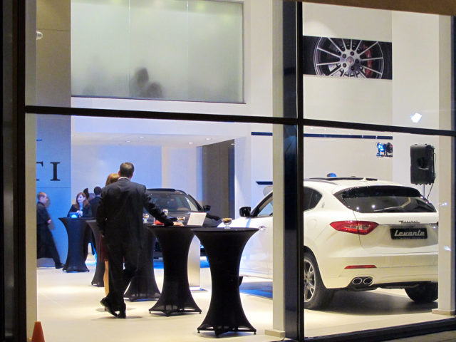 Коктейл Maserati