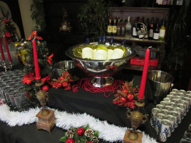 Коледно парти в Antique HALL