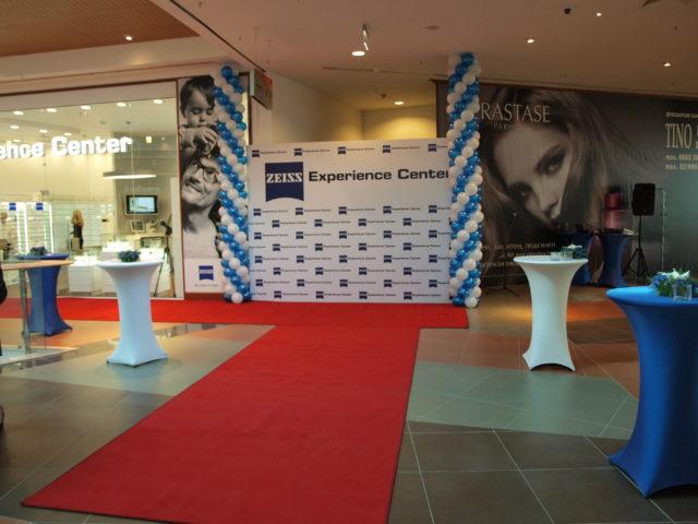Experience Center – Zeiss, ревю коктейл