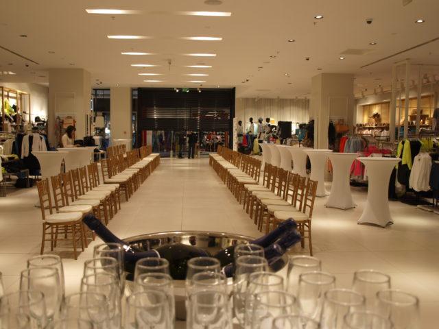 Мол Парадайз – ревю и коктейл